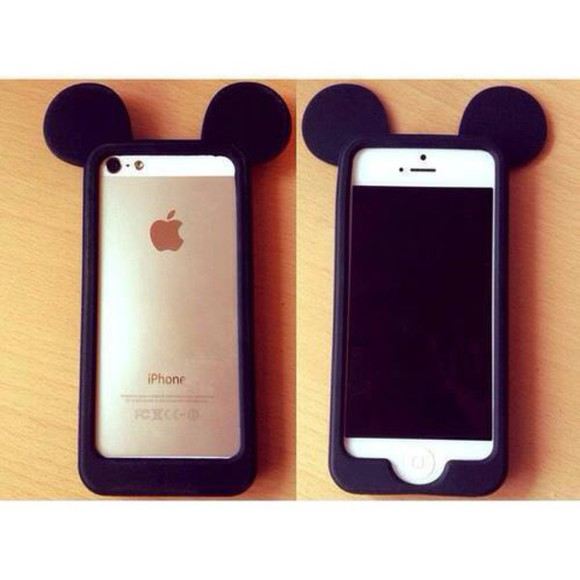 mickey mouse phone case iphone case