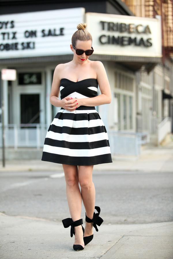 brooklyn blonde shoes make-up