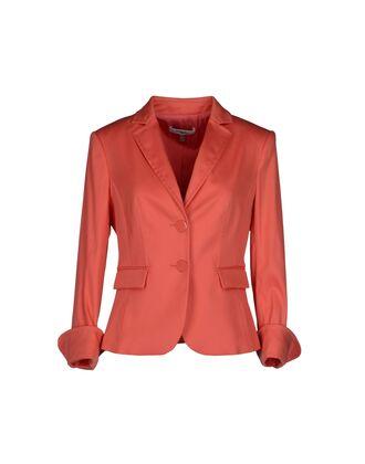 blazer jacket mariella rosati salmon