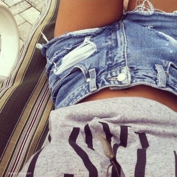 shorts High waisted shorts distressed high waisted jeans