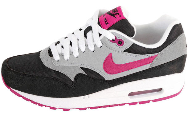 shoes nike air force air max pink grey black white. Black Bedroom Furniture Sets. Home Design Ideas