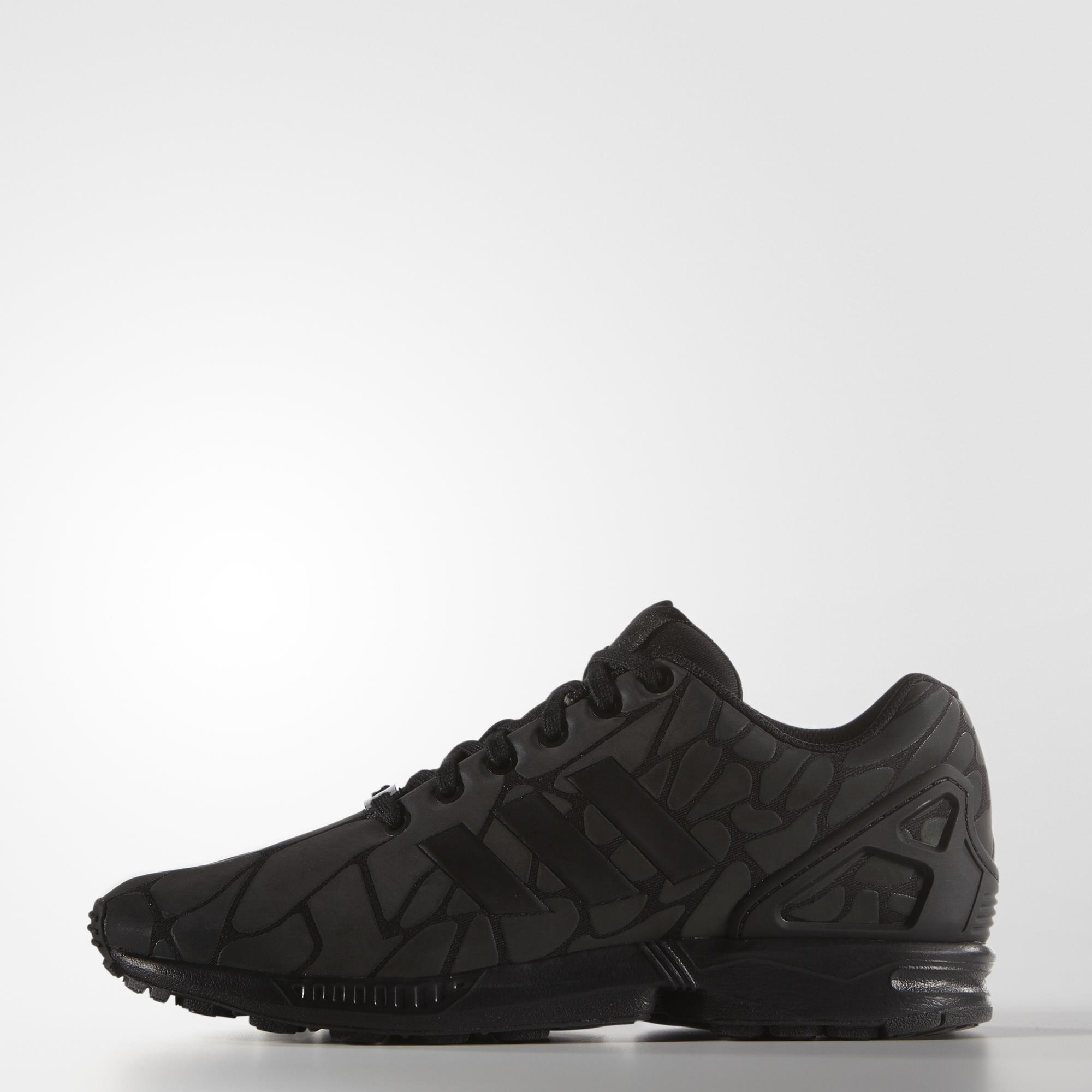 Adidas Shoes Zx Flux Black
