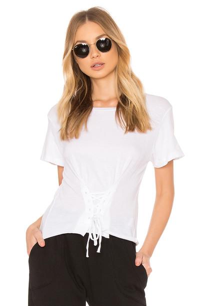LnA white top