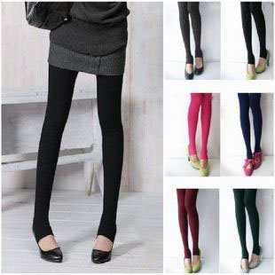 2011 HOT SALE PROMOTION PRODUCTS LADIES NEW BLACK OPAQUE TIGHTS 55 GRAM-in Leggings from Apparel & Accessories on Aliexpress.com