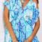 Turquoise tortoise romper – dream closet couture