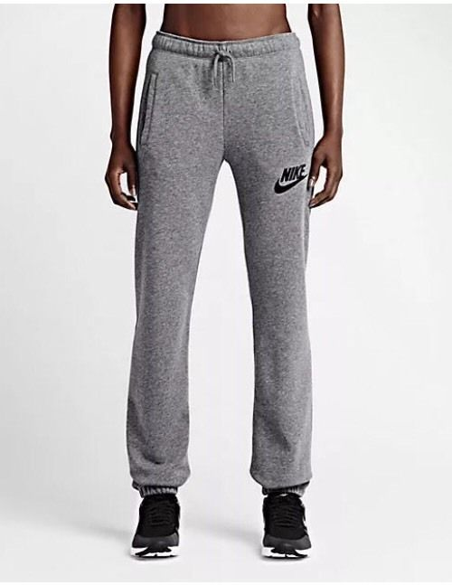 NWT Women s Nike Rally Loose Fit Sweatpants Sz Large GREY ... 4b4da417e