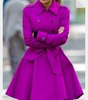 jacket,purple,classy