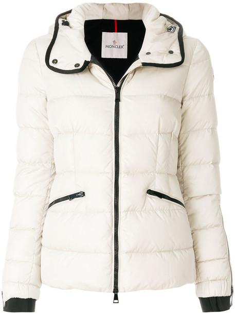 moncler jacket women white