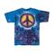 Peace tie dye - 2xl