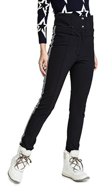Perfect Moment pants skinny pants high black