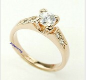 jewels,ring,engagement ring,rose gold