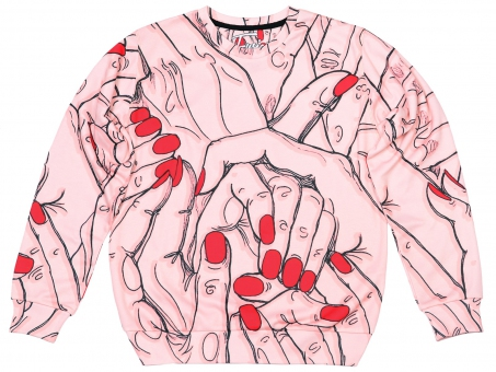 Original SEXY SWEATER MANICURE VICTIM | Fusion® clothing!