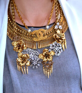 jewels vintage necklace fashion fashion jewelry statement