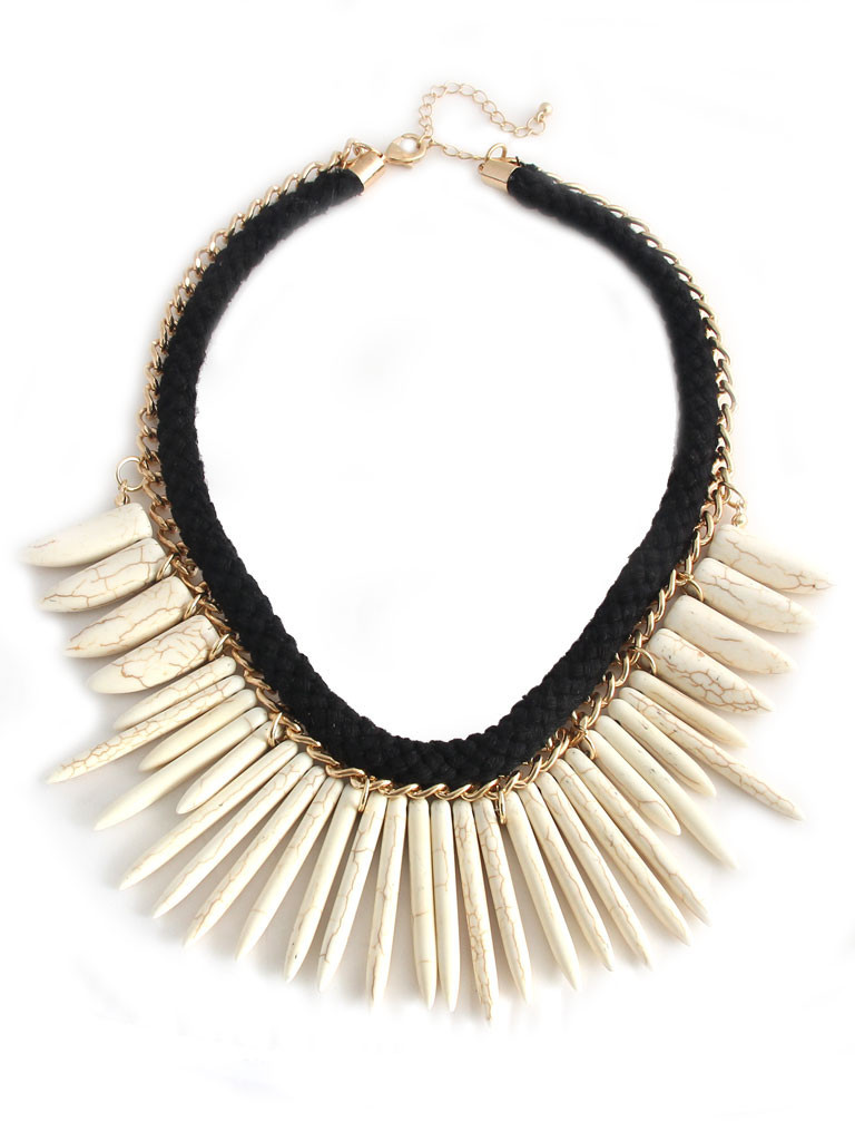 Natural Tribal Collar