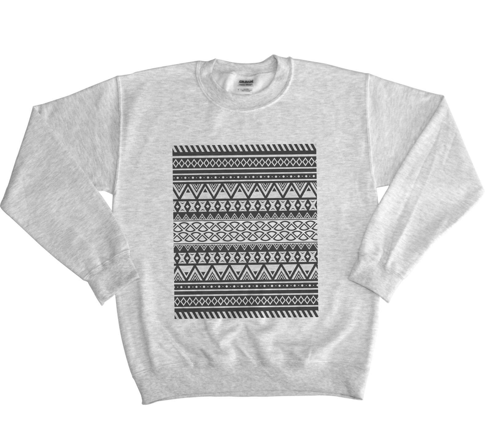 Aztec Pattern Sweater