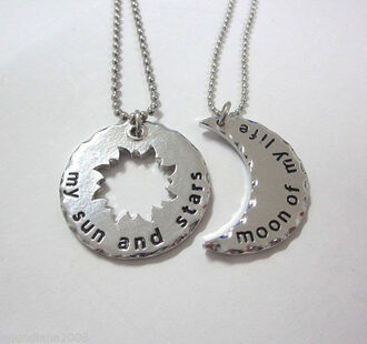 jewels game of thrones necklace jewelry my sun and stars moon of my life tv
