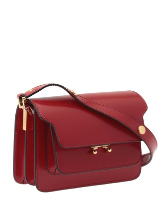 mini bag hot red