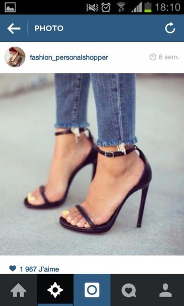 shoes noir