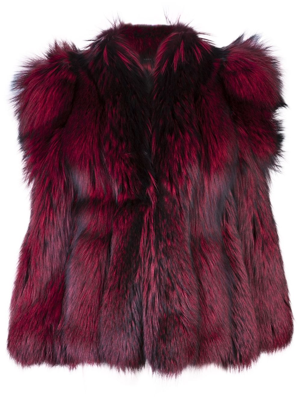 G.v.g.v. Oversized Fur Coat - H. Lorenzo - Farfetch.com