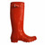 Hunter Original Tall Gloss in Red - Zoe