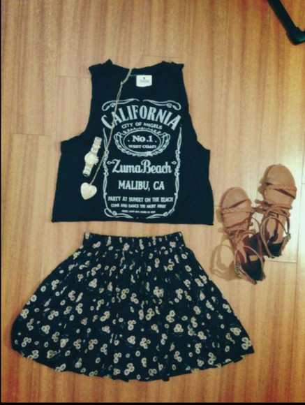 shirt california crop tops crop-tops