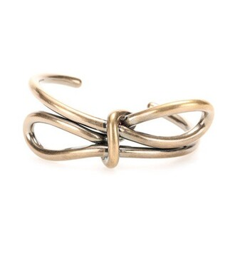 cuff metal metallic jewels