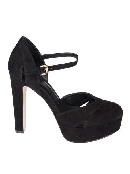 MICHAEL Michael Kors pumps platform pumps black shoes
