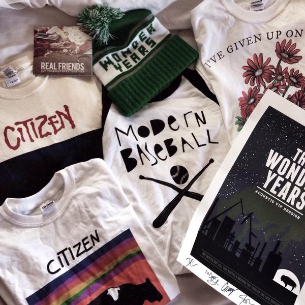t-shirt, merch, grunge, hipster, alternative, pop punk ...