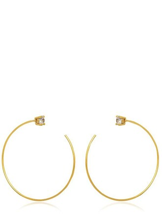 the bling ring bling ring earrings hoop earrings gold jewels