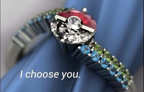 pokemon underwear jewels ring i choose you blouse