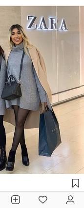 dress,grey