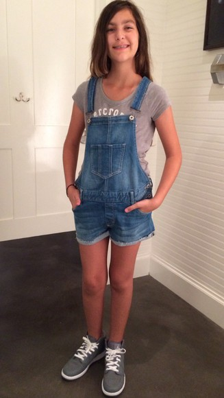 overalls abercrombie & fitch