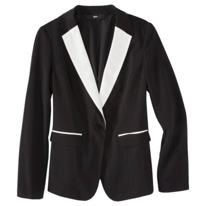 Mossimo® Women's Colorblock Blazer - Assorte... : Target