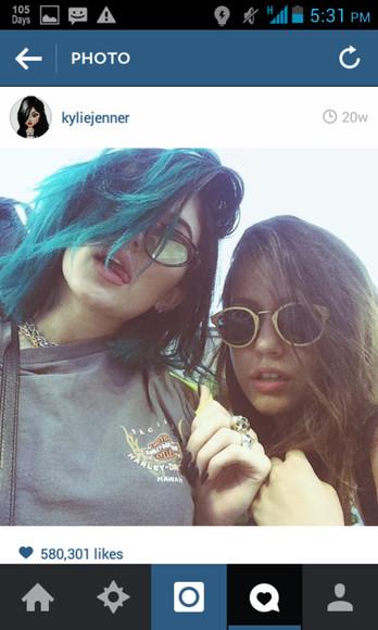 kylie jenner sunglasses instagramfashion instagram assessories