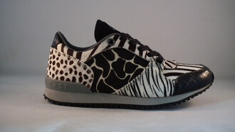 shoes sneakers trainers religion summer trendy fashion animal print