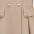 Beige Pleated Long Sleeve Buttons Ruffles Coat - Sheinside.com