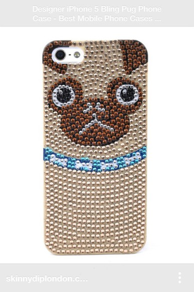 diamonds phone case pugs phone case iphone 4 case
