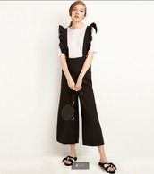 jumpsuit,sweet jumpsuits,overalls,preppy,cute fashion