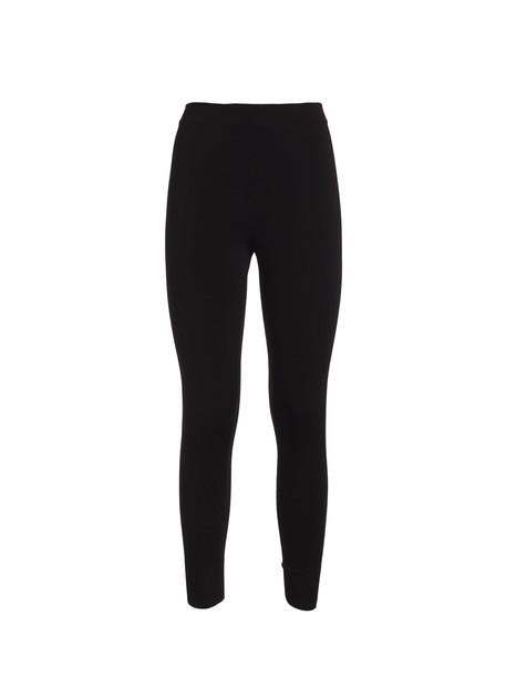 leggings classic black pants