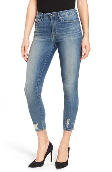 Good American Good Legs Crop Skinny Jeans | Nordstrom