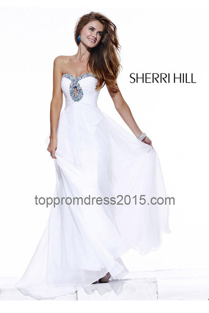 dress sherri hill 2845