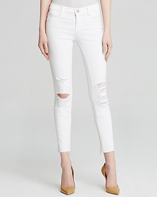J Brand Jeans - Low Rise Ankle Skinny in Demented | Bloomingdale's