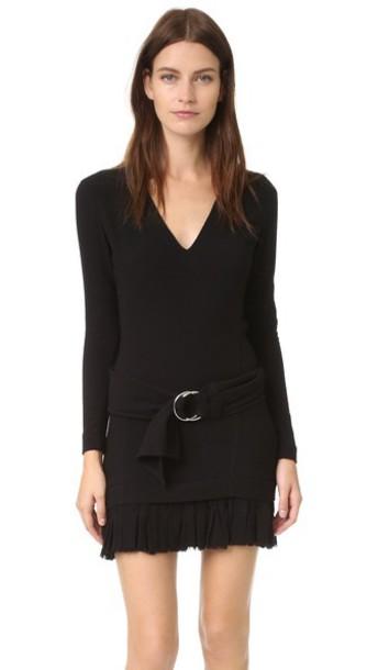 Iro Callia Dress - Black