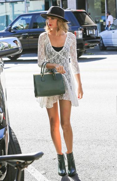 boho dress lace dress taylor swift