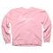 Babygirl sweatshirt pink - www.teesshops.com - tees shop