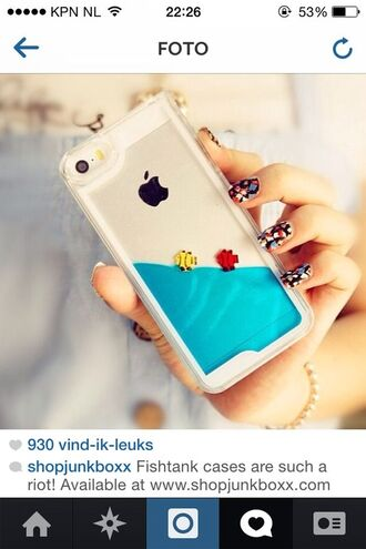 jewels phonecase iphone iphone case iphone iphone 5 case fish water yellow