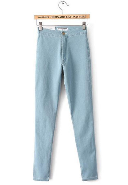 Skinni High Waist Jeans   Outfit Made