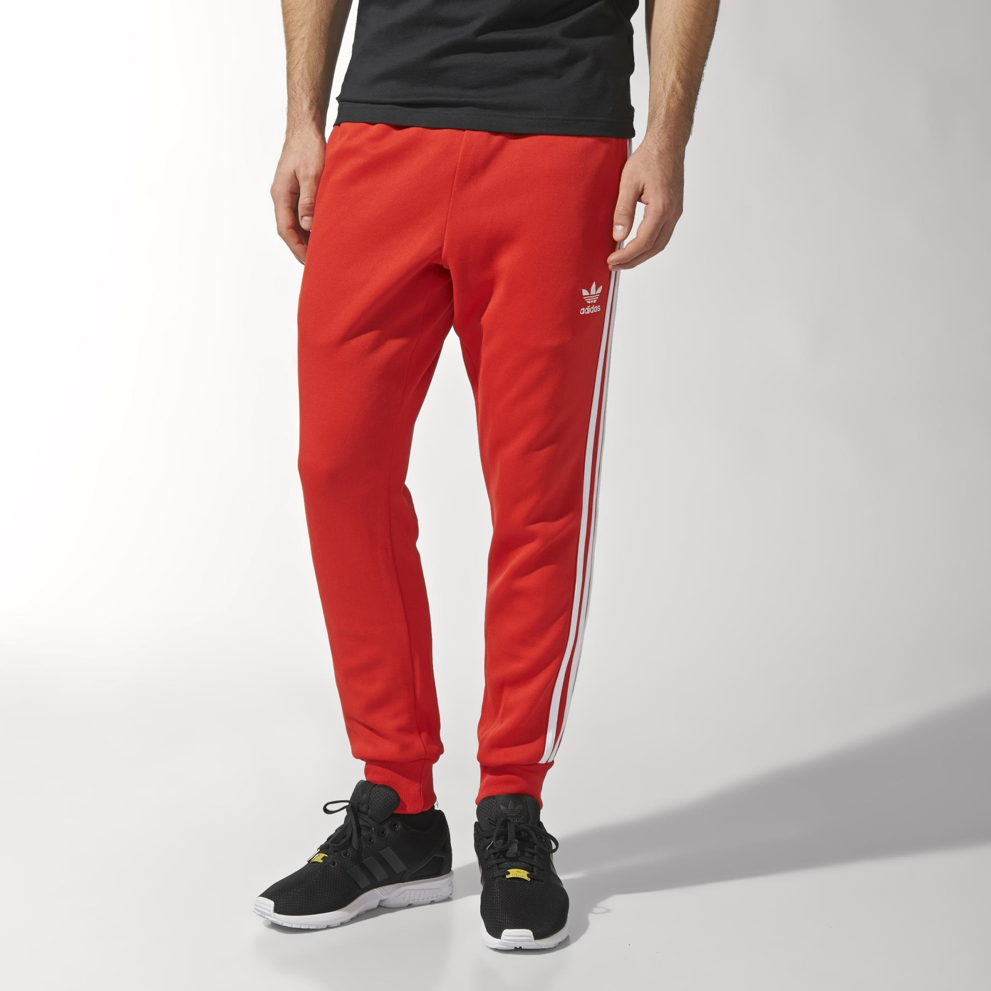 look for complete in specifications new release adidas Superstar Cuffed Track Pants | adidas UK