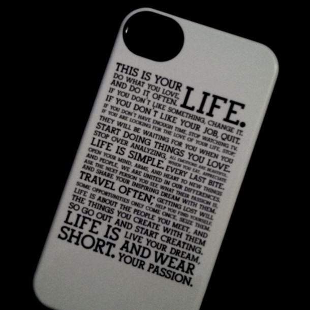 jacket iphone cover dress iphone case cute text