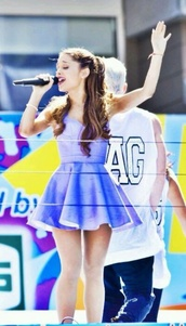 dress,blue dress,purple dress,skater dress